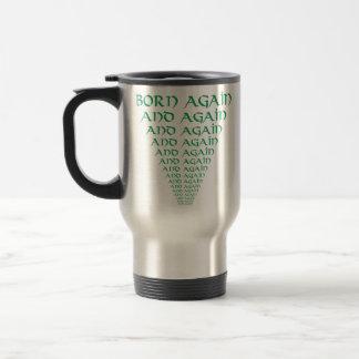 Born Again and Again Mug