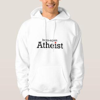 Born Again Atheist Hoodie