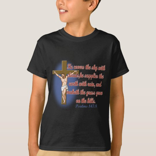Born again Christian design T-Shirt