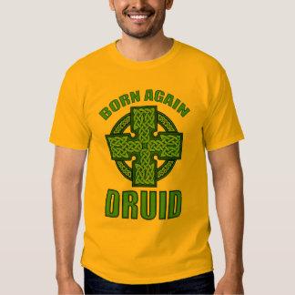 Born Again Druid T Shirt