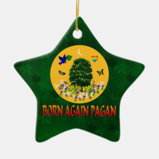 Born Again Pagan Ornaments