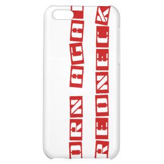 Born Again Redneck Speck Case iPhone 5C Covers