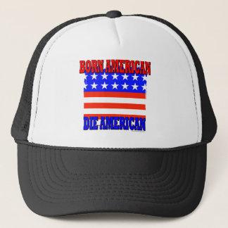 Born American Trucker Hat
