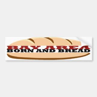 Born and Bread Bumper Sticker