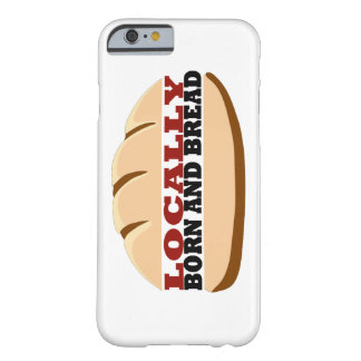 Born and Bread iPhone Case