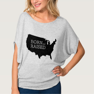 Born and Raised in America T-shirt