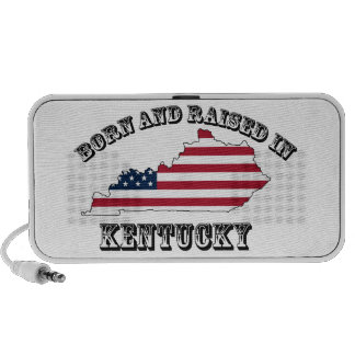Born and Raised in Kentucky Mini Speaker