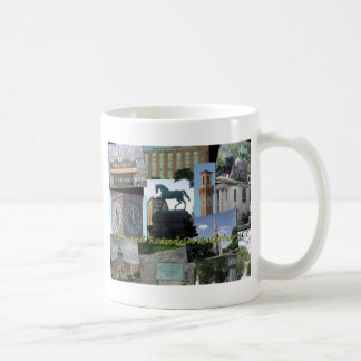 Born and Raised in Waterbury CT Coffee Mug