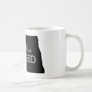 Born and Raised North Dakota Coffee Mug