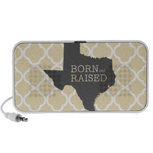 Born and Raised Texas Travelling Speaker
