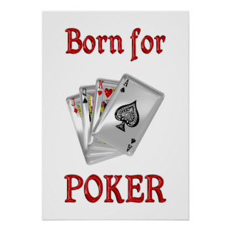 Born for Poker Poster