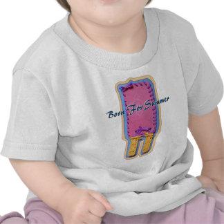 Born for Summer Baby Shirt