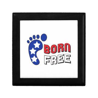 BORN FREE AMERICAN JEWELRY BOXES