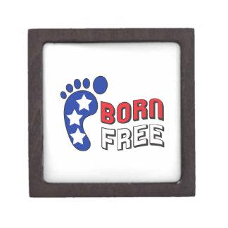 BORN FREE AMERICAN PREMIUM GIFT BOXES