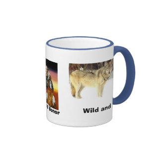 Born Free Ringer Mug