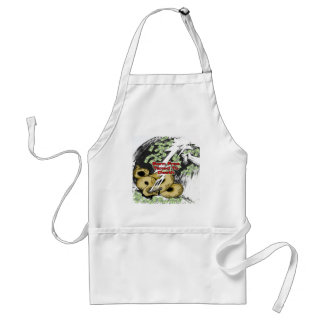 Born Free Taxed to Death Gifts and T-shirt Adult Apron