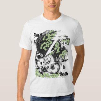 Born Free Taxed to Death T Shirt
