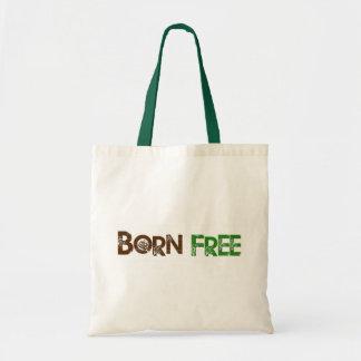 Born Free Tree Tote Bags