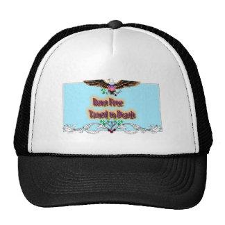 BORN FREE TRUCKER HAT