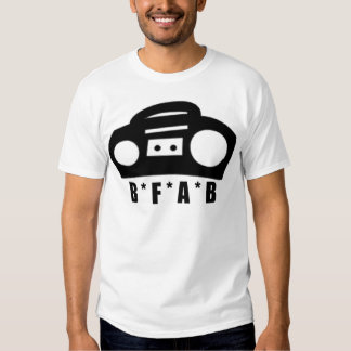 Born from a Boombox T Shirt