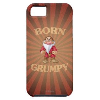 Born Grumpy iPhone 5 Covers