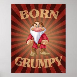Born Grumpy Poster