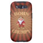 Born Grumpy Samsung Galaxy S3 Covers