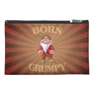 Born Grumpy Travel Accessories Bags