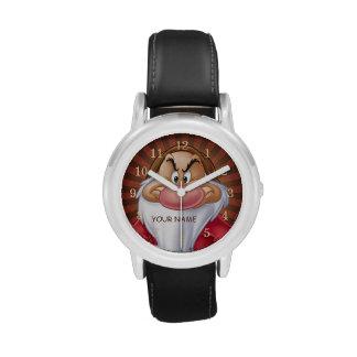 Born Grumpy Wristwatch