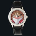"Born Grumpy Wrist Watch<br><div class=""desc"">Seven Dwarfs - Grumpy</div>"