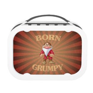 Born Grumpy Yubo Lunchboxes