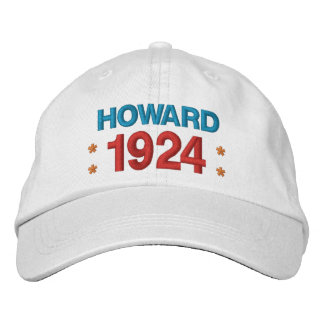 Born in 1924 or Any Year 90th Birthday V05J WHITE Embroidered Baseball Cap