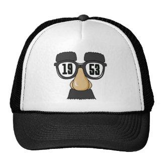 Born in 1953 trucker hat