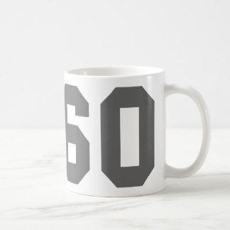Born in 1960 coffee mug