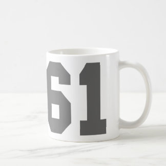 Born in 1961 mugs