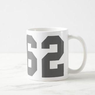 Born in 1962 coffee mug