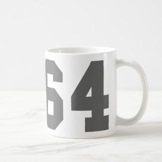 Born in 1964 coffee mug