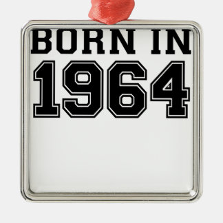 BORN IN 1964.png Christmas Ornament