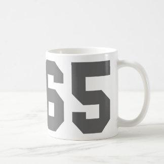 Born in 1965 coffee mug