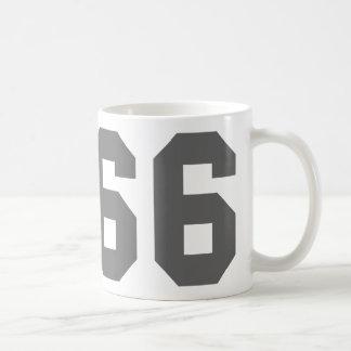 Born in 1966 coffee mug