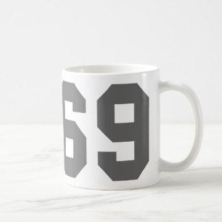 Born in 1969 coffee mug