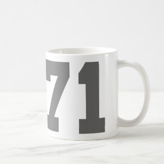 Born in 1971 mugs