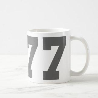 Born in 1977 coffee mug