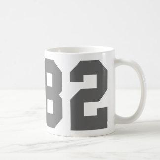 Born in 1982 coffee mug