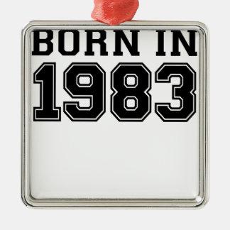 BORN IN 1983.png Ornament