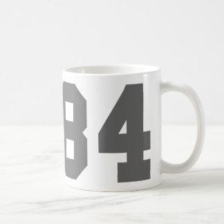 Born in 1984 coffee mug