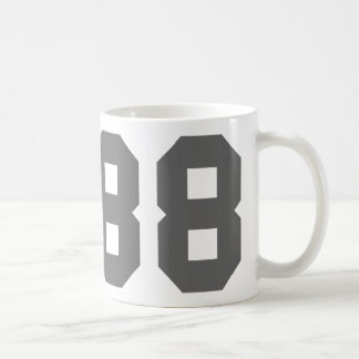 Born in 1988 coffee mugs