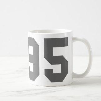 Born in 1995 coffee mug