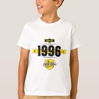born in 1996 (choco&yellow) T-Shirt