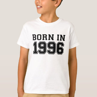 BORN IN 1996.png T-Shirt